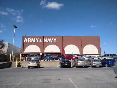 Bitcoin ATM in Allentown in Army and Navy store - ChainBytes