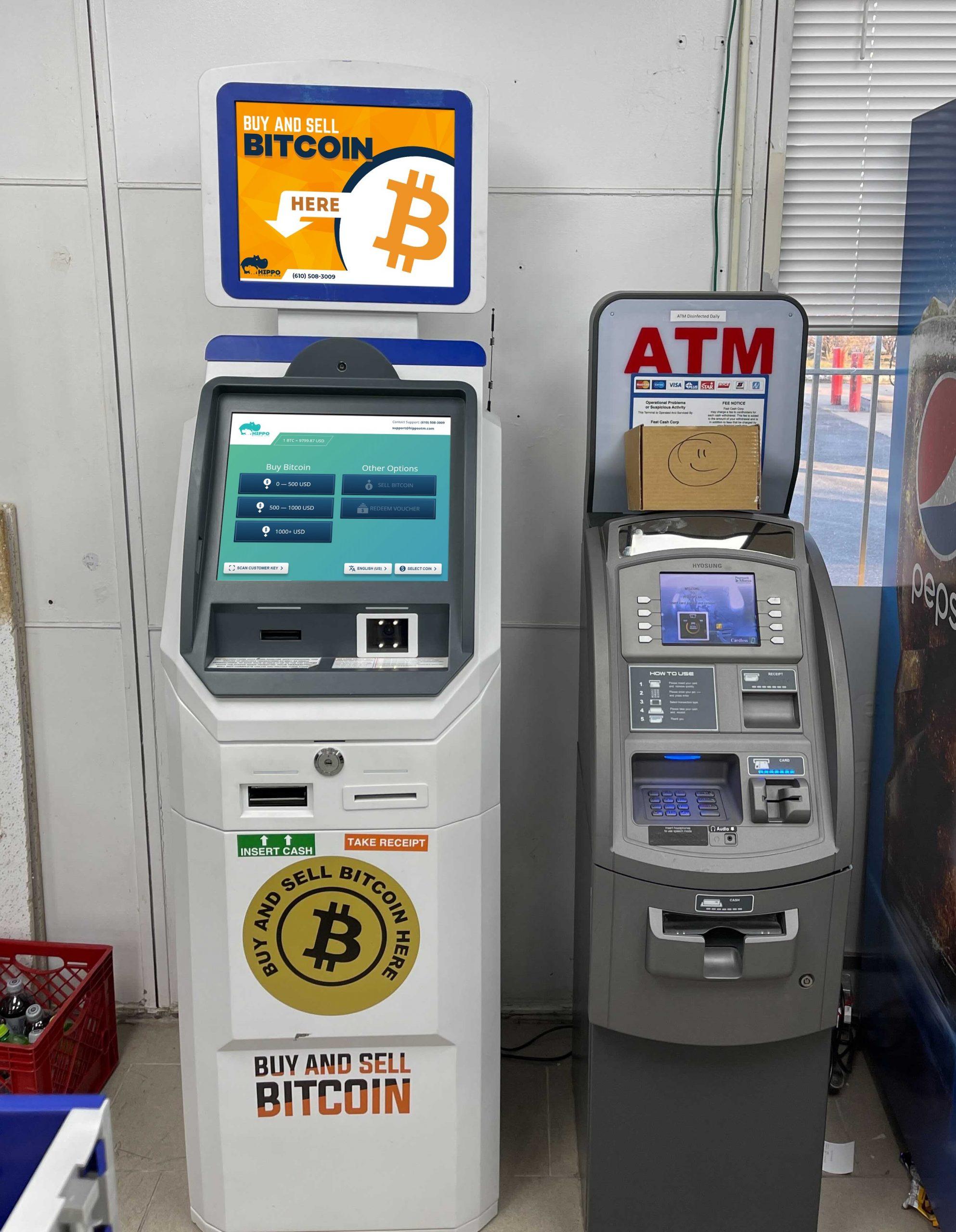 Bitcoin ATM Denver PA 2194 North Reading Road Denver Hippo Kiosks