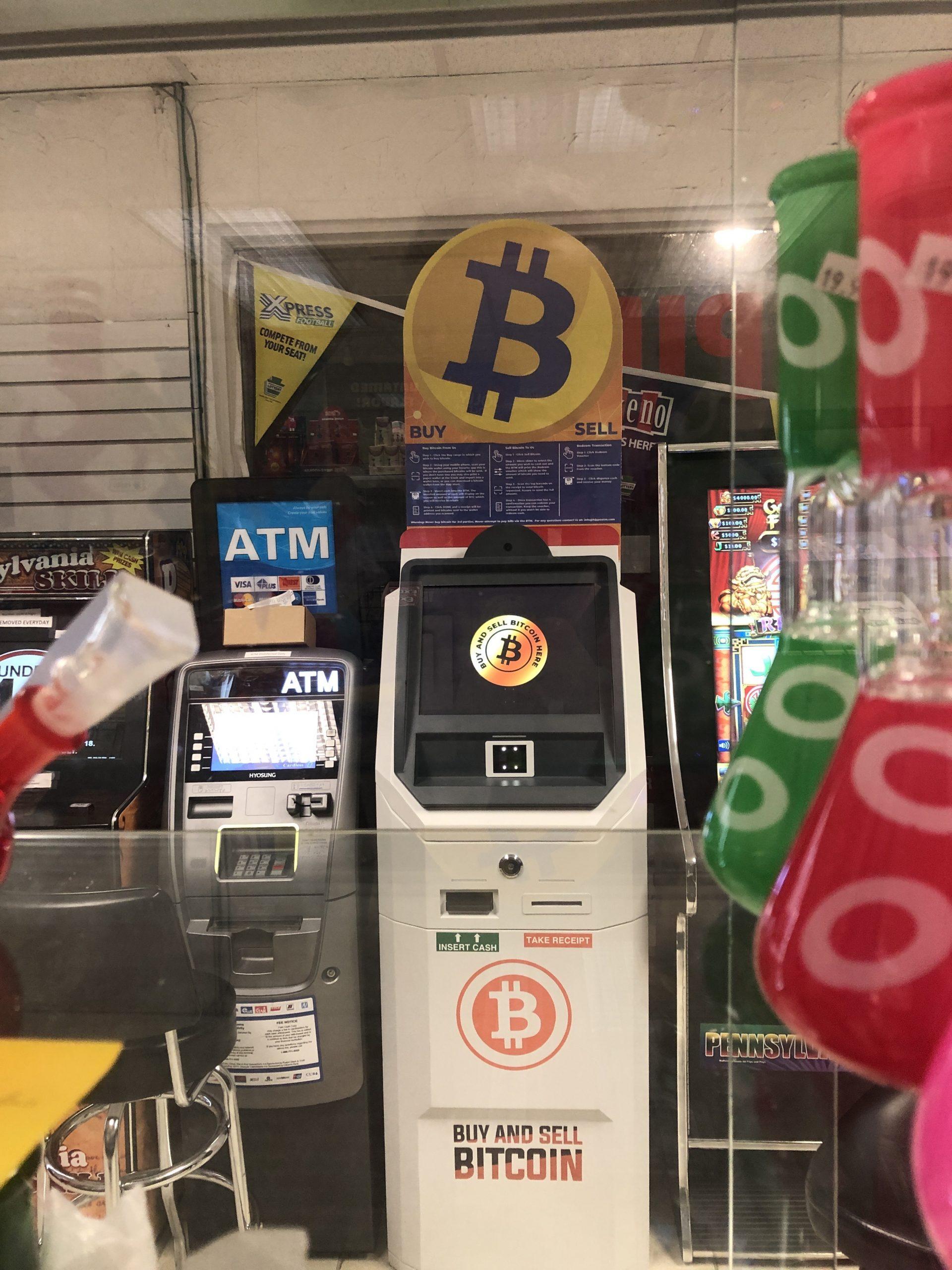 Bitcoin ATM Ephrata Sunoco Gas Station Hippo Kiosks (1)